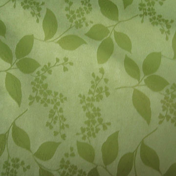 Faux suede fabric for home textile