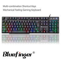 2016 New design keyboard and mouse for desktop