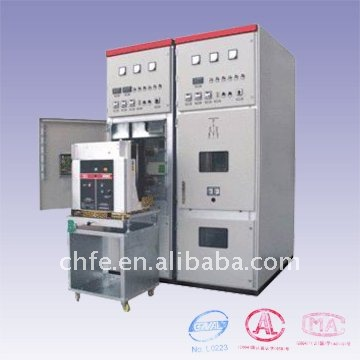 Medium voltage metal clad withdrawable type 22kv switchgear