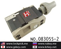 4 Track internal external milling all sides key clamp B for 994 K988 NC key machine 083055-2