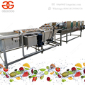 Industrial Factory Supply Professional Fruit and Vegetable Washing Line for Sale