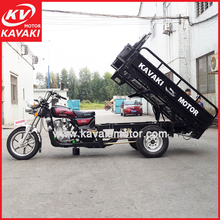 Iraq Good Popular Chinese Cargo Motorcycle Three Wheel With Eagle Pattern