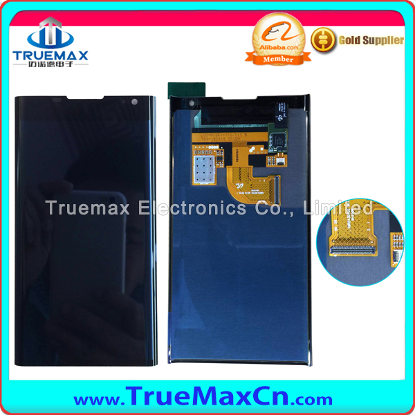 Hot Selling Mobile Phone Spare Parts for BlackBerry Replacing Original LCD Screen, for BlackBerry Priv LCD Complete