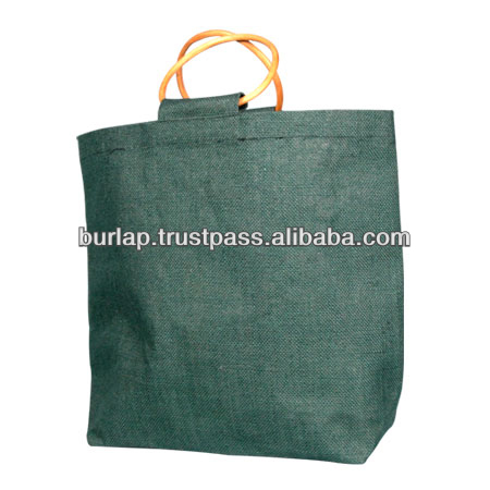 customized jute shopping bags
