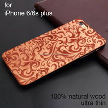 high quality case for huawei ascend p6,whole wooden phone case