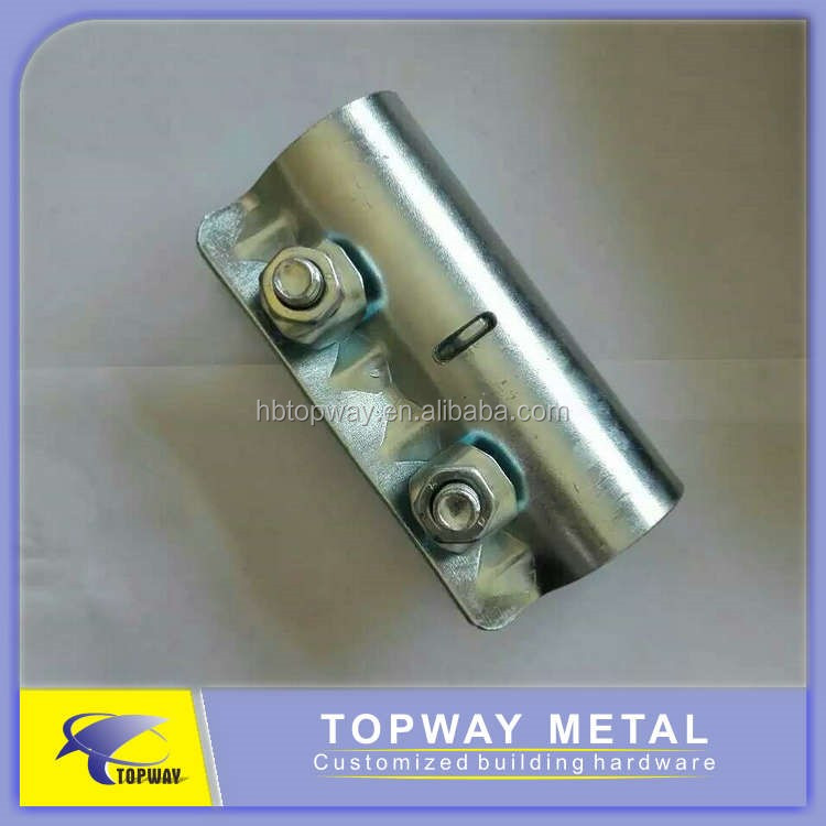 steel scaffolding pipe joint clamp