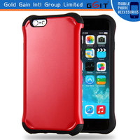 Good quality protective case for iPhone 6 tpu+pc case, for iPhone 6 4.7inches armor case