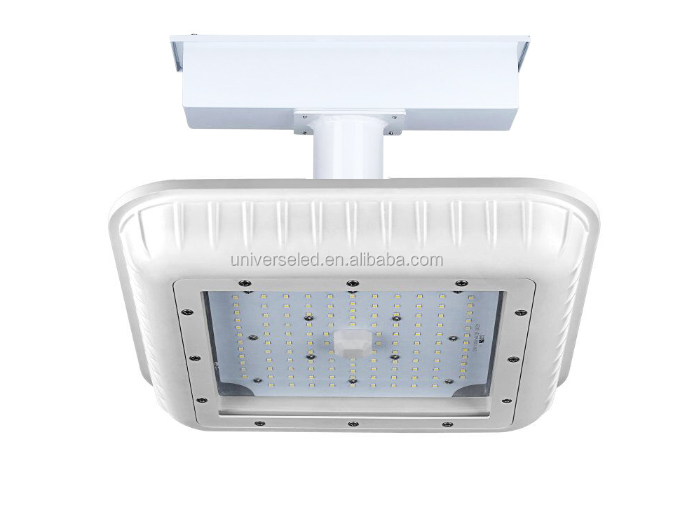Really bright LED Canopy Light Perfect for Gas station Garages Carports and storage areas 11500 Lumens
