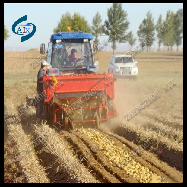 cassava harvesting equipment/cassava harvester tool/cassava root harvester for small farm