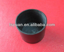 Table Chair Leg Tip Foot Pads round rubber feet for tube and furniture square tube leg rubber foot