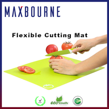 4 Pieces Original Flexible Cutting Mat Super Grip Cutting Mat Cutting Board Set