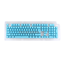 online shopping Dropshipping hot product 104 Keys Double Shot PBT Backlit Keycaps for Mechanical Keyboard