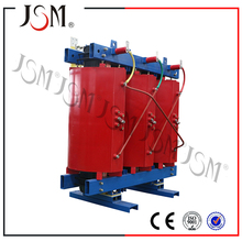 Factory export SCB10 Dry type transformer 33 KV 50~2500 double wound with temperature control system high quality low price