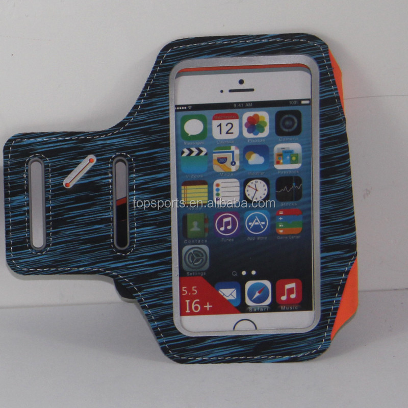 For Apple iPhone 7 best smart phone running armband case of outdoor sport