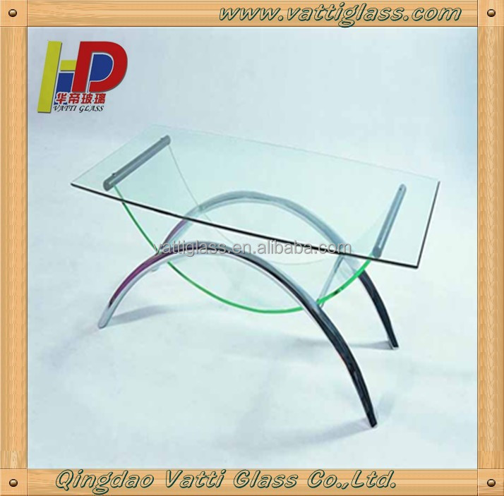 5-10mm Round Tempered Glass For Table Tops,Glass Dining Table, Round Tempered Glass Price