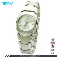 women stainless steel famous quartz elegance brand watch