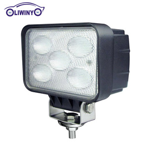 Liwiny Truck Led Headlight 5.7inch Cre Led Driving Light 50watt led work light For Vehicles Car,Motorcycles,Atv