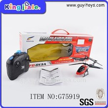 China best sale newest design plastic big safe kids rc model airplane
