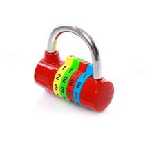 UK, Korea, Japan market-AJF High quality and security fitness gym combination lock