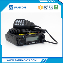 SAMCOM AM-400UV VHF 50W/ UHF 40W Mobile Taxi Radio