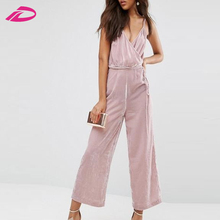 New Design casual fashion ladies office pant suits long shirts trousers for women