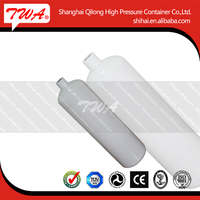 TWA co2 gas for CE, EN, ISO approval steel,aluminum pressure cylinder