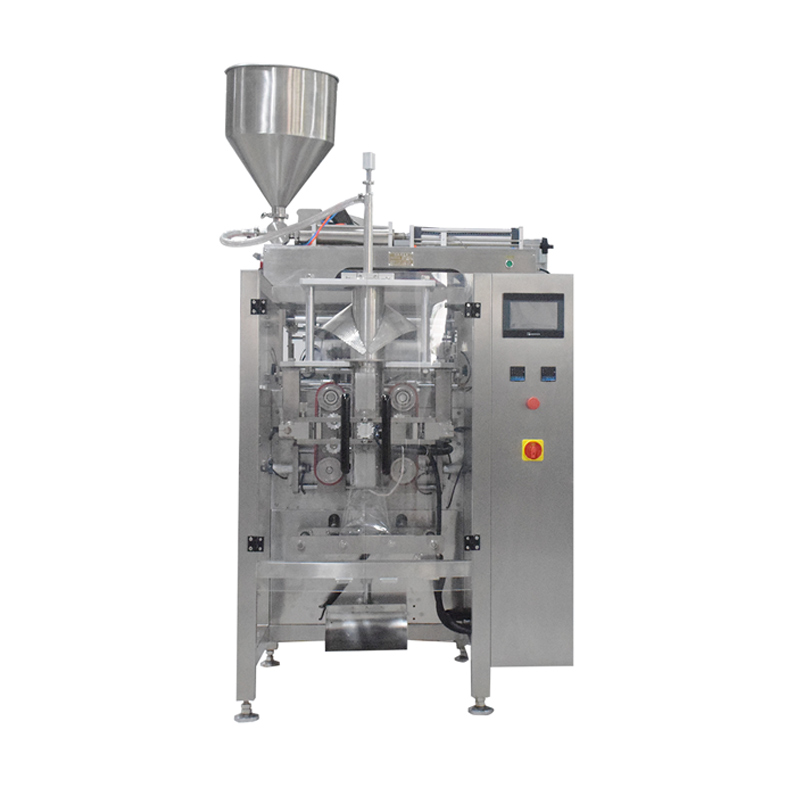 High Speed Pouch Cooking Olive Mustard Oil Packing Machine