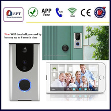SP-101D wifi door bell