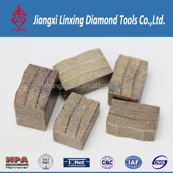 Inport Wholesale Tools of Sandstone Marble Diamond Cutting Segment