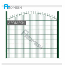 Beautiful and High Quanlity square wire mesh fence SUS304 stainless steel wire mesh