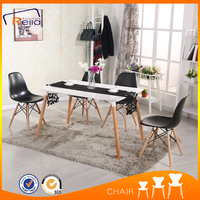 Fashion modern sex MDF dining table/living room furniture