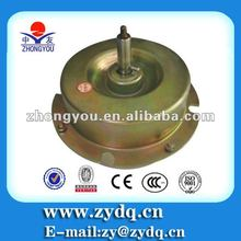 Motor for cooker hood and outdoor unit air conditioner