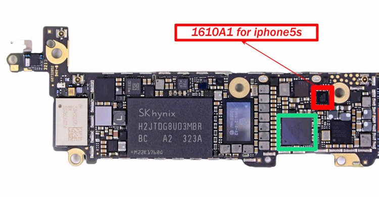 100% Tested Strictly <strong>good</strong> price USB charging IC <strong>U2</strong> 1610A3 for iPad Air 2