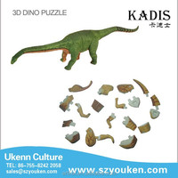 new dinosaur toys for 2014 dig dinosaur plastic puzzle toys for kids
