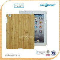 OEM Hot Selling Nature Bamboo Case for iPad 3