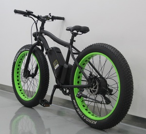 26 Inch Hot selling fat tire electric bike