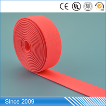 Softer Rubber 25mm Waterproof Polyurethane Printed Coated Webbing