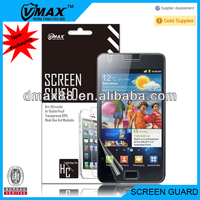 Blue film japan for phones for Samsung galaxy s2 i9100 oem/odm(High Clear)