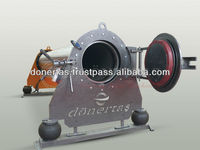 Pipe Type Carpet & Rug Spin Dryer Machine