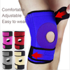 New Sports Equipment Knee Support Stabilizer Patella Adjustable Knee Brace FDA Approved