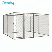 High Quality Outdoor Large Dog kennel Metal Fence Panels