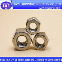 Newest High reflective plastic hex nut cap