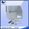 Stainless steel electric lifting bathtub,dog bathtub,pet bathtub QY-806