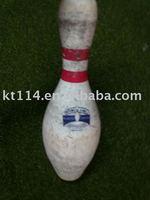 used bowling pins for decoration