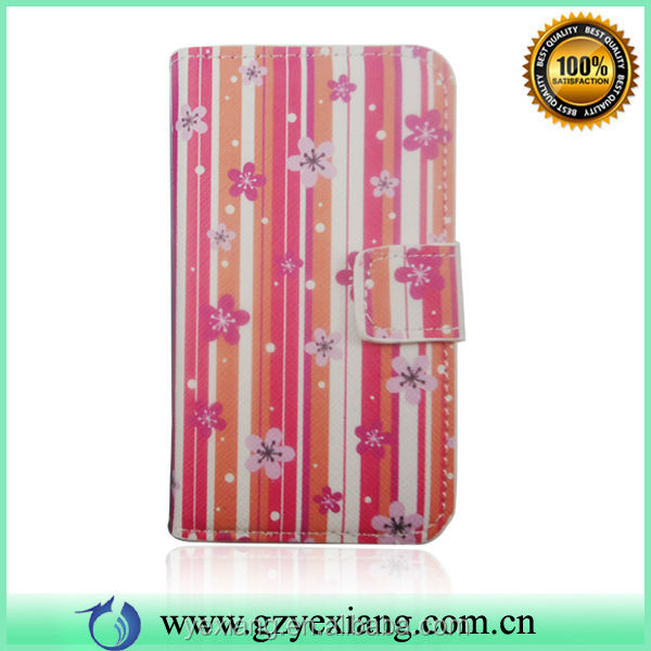High Quality Flip Cover Case For Nokia Asha 311 Wallet Case
