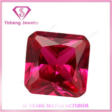 Square Shape Faceted Cut Ruby Price Rough Diamonds Buyers