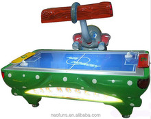 New Coming Super Roll Kids Air Hockey Game Machine/animal air hockey