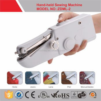 ZDML-2 Mini electric portable handheld sewing machine price