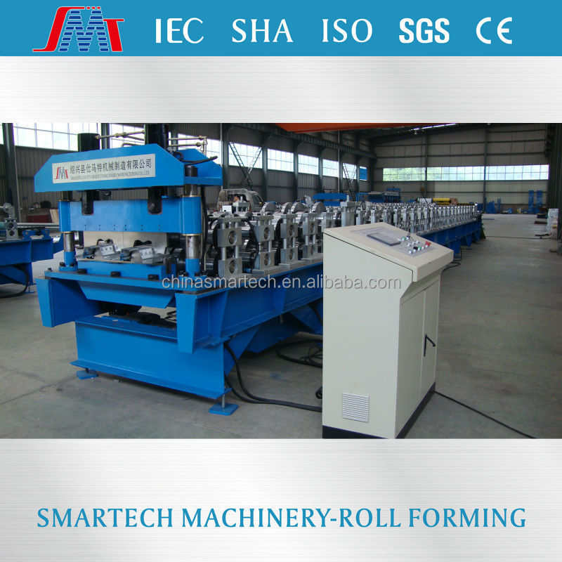 High rib galvanized sheet High rib galvanized sheet floor panel decking roll forming machine