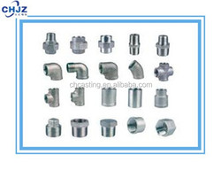 BSPT/BSP /NPT Stainless Steel 304/316 pipe and fittings
